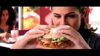10 Funny Burger Commercials