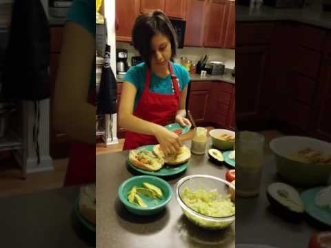 How to make a Torta (Mexican Sandwich)