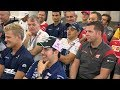 Inside The F1 Drivers' Briefing | 2017 US Grand Prix