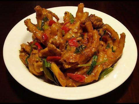 Spicy Chicken Feet