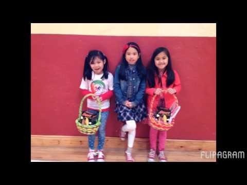 TFIC KIDS EGG HUNTING 2016