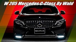 W205 Mercedes C-Class By Wald International