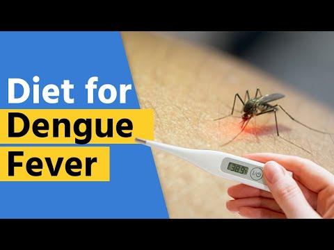 Diet Tips For Dengue Fever