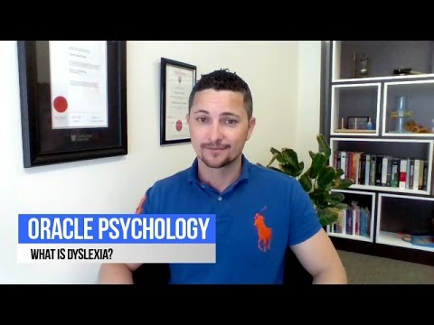 What is Dyslexia?: Child Psychology & Parenting