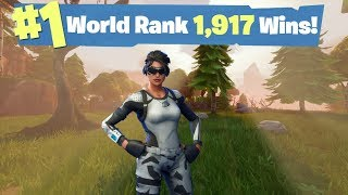 #1 World Ranked 1,917 Solo Wins - Road to 2,000 Wins!