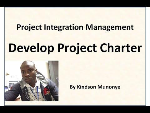 1 Project Integration Management   Develop Project Charter