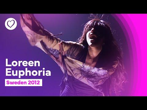 Loreen - Euphoria - Live - Grand Final - 2012 Eurovision Song Contest