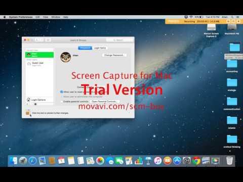 change admin user name of macbook
