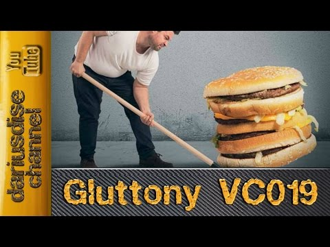 BINDING & CASTING OUT DEMONS of GLUTTONY  VCO19
