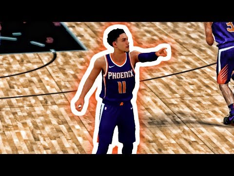 NBA 2K18 Trae Young My Career - Breakout Game Ep. 3