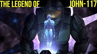 The Legend of JOHN-117: A Halo Cinematic