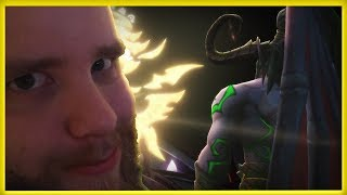 """""""Rejection of the Gift"""" Blizzard Warcraft Machinima - Reaction"""