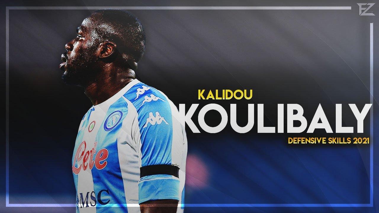 Kalidou Koulibaly 2020/21 ▬ Amazing Tackles & Defensive Skills | HD