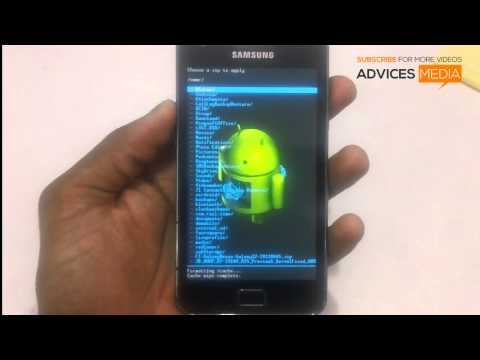How to Update Omega 15 Custom ROM Firmware in Galaxy S2 GT I9100