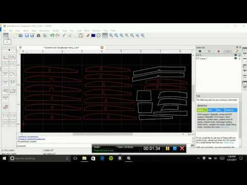 Convert Inkscape SVG to DXF