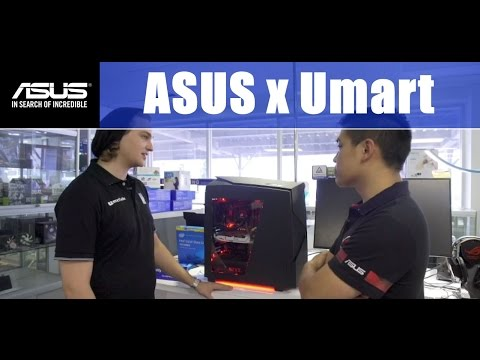 Powered by ASUS - Umart