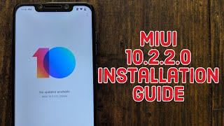 POCO F1 MIUI 10 2 Official Update Review