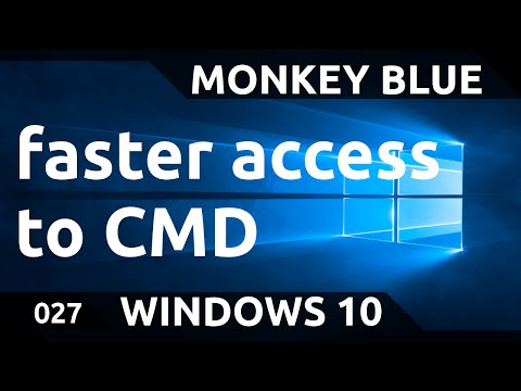 Windows 10: make