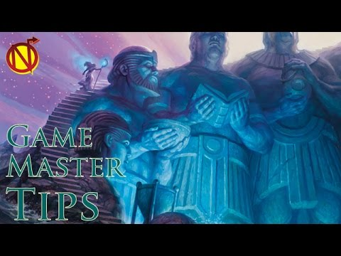 Creating Your Own Adventures and Campaign Settings  Game Master Tips