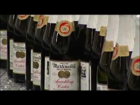 Martinelli's in Watsonville: Sparkling Apple Cider