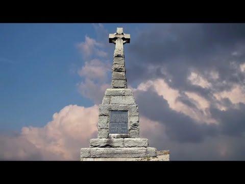 GROSSE ILE - IRISH MEMORIAL