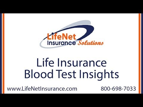 Life Insurance Blood Test Insights