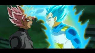 Vegeta Humilla A Black Goku L Dragon Ball Super Español Latino Hd