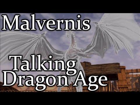 Talking Dragon Age: Malvernis (Lore & Fan Theories)