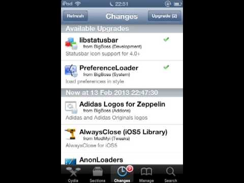 Free movies iPod touch 4g, 5g jailbreak