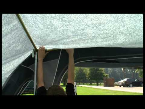 How to Erect a Caravan Awning