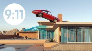 911 Dreaming: CGI Artist Chris Labrooy