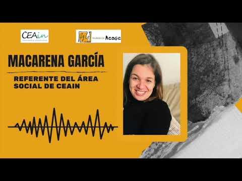 Macarena García, CEAin