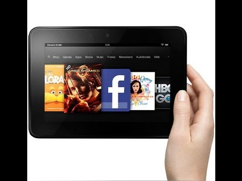 Root any Kindle Fire/ Kindle Fire HD