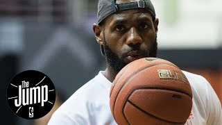 Cavaliers motivated to beat Kyrie Irving and Celtics this season | The Jump | ESPN
