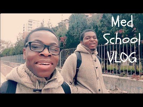 My 1st Anatomy Lecture   1st Year Medical School Vlogs   DavidAdeTV