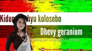 download lagu mp3 wahyu kolo sebo