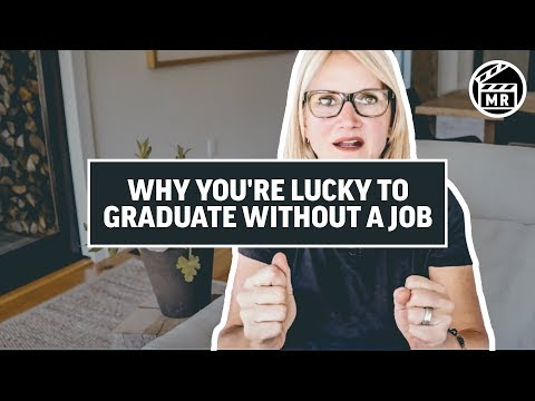 Why you're LUCKY to be unemployed after college | MELROBBINSLIVE EP 33