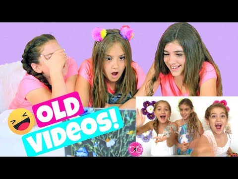 Reacting To Our Cringey Old Videos - 200th Video Celebration!