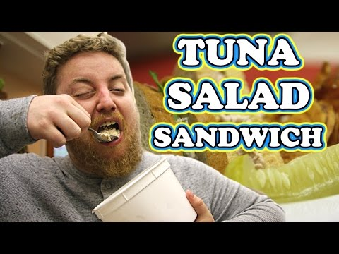 How To Make A Deli Style Tuna Salad Sandwich