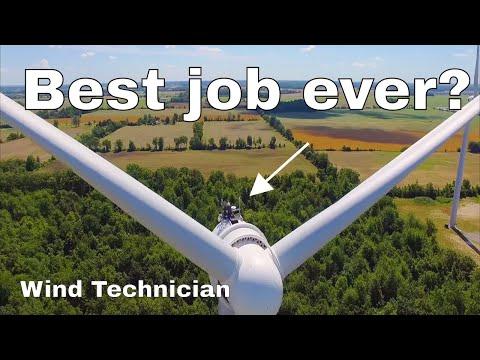 Goldwind Works Training Program - Wind Turbine Technician Job - Promotional Video by Provid Films