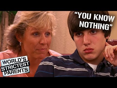 Xxx Mp4 Teen Boy Assumes Strict Parents Are Privileged And They Get Furious World 39 S Strictest Parents 3gp Sex