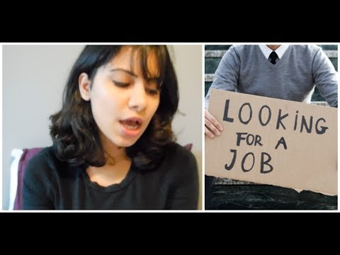 Post-graduate Depression / Anxiety!   Job Hunting After University   Jigyasa Malhotra