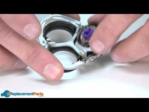 How to Replace the Shaver Heads on a Norelco Electric Shaver--A Quick Fix