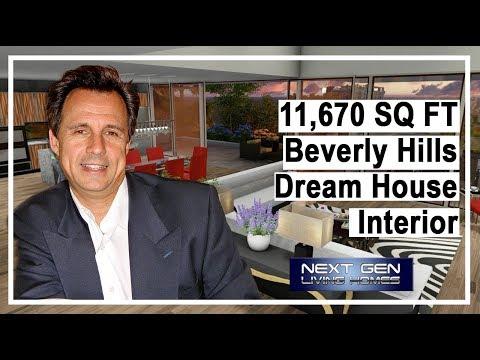 NextGen Beverly Hills Dream House Interior