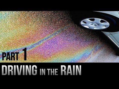 How to Drive In the Rain - Part 1