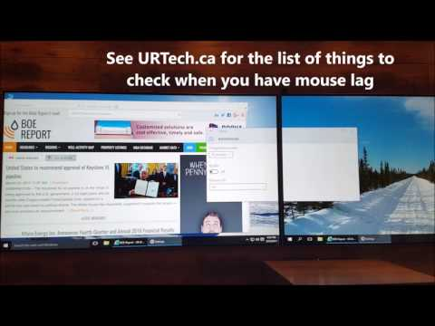 How To Fix Mouse Lag on 4K Screens