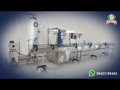 Glass Bottle Soda/soft Drink Machine (सोडा और सॉफ्ट ड्रिंक का उद्योग सुरू कर खुद का मलिक बनें)