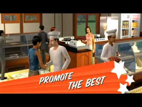 The Sims™ 2 Open for Business Official Trailer HD