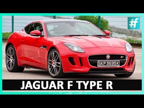 Jaguar F Type R, James Bond 007 & Beer | TOYZ Episode 3