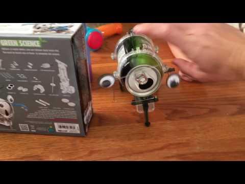 Tin can robot review